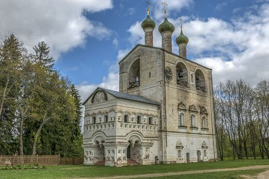 Rostov Boris and Gleb Monastery, Russia, photo 18