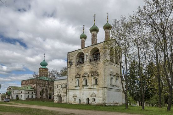 Rostov Boris and Gleb Monastery, Russia, photo 19