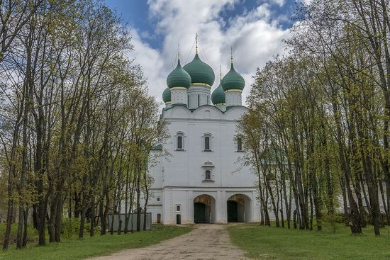 Rostov Boris and Gleb Monastery, Russia, photo 20