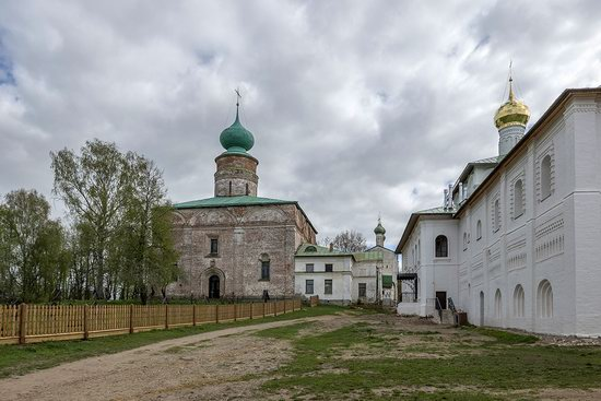 Rostov Boris and Gleb Monastery, Russia, photo 3