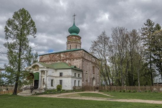 Rostov Boris and Gleb Monastery, Russia, photo 4