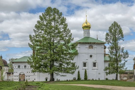 Rostov Boris and Gleb Monastery, Russia, photo 5
