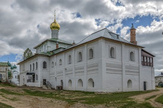 Rostov Boris and Gleb Monastery, Russia, photo 6
