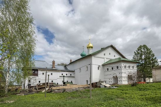 Rostov Boris and Gleb Monastery, Russia, photo 7