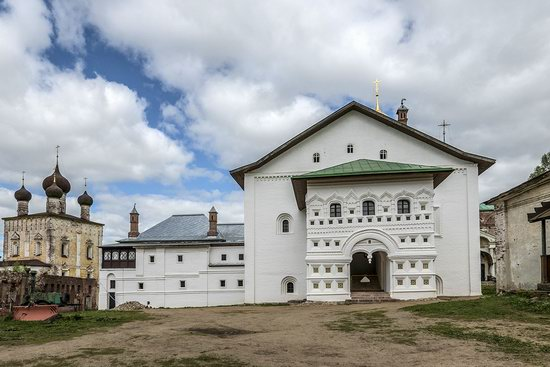 Rostov Boris and Gleb Monastery, Russia, photo 8