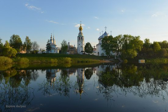 Vologda city in the Russian North, photo 1