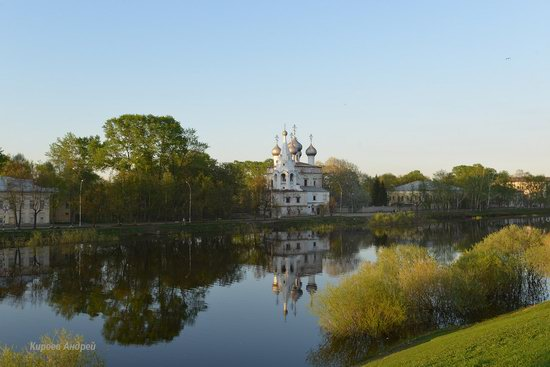 Vologda city in the Russian North, photo 10