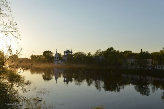 Vologda city in the Russian North, photo 11