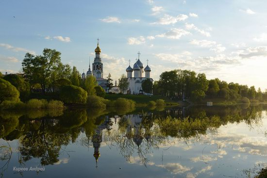 Vologda city in the Russian North, photo 13