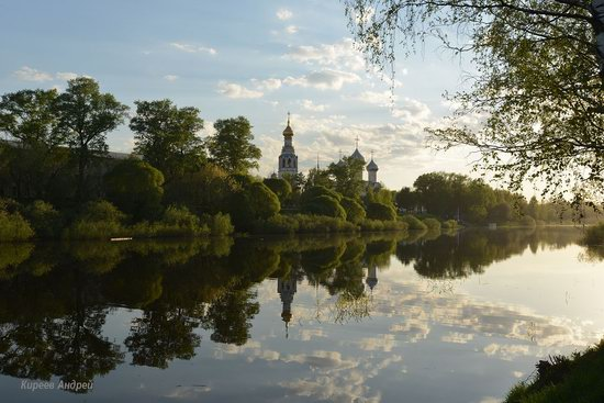 Vologda city in the Russian North, photo 14