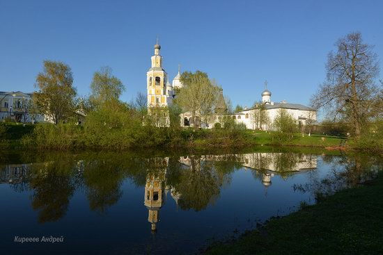 Vologda city in the Russian North, photo 15