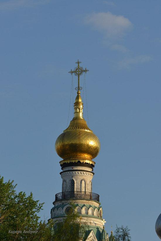 Vologda city in the Russian North, photo 2