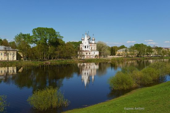 Vologda city in the Russian North, photo 21