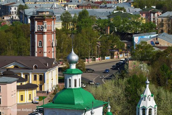 Vologda city in the Russian North, photo 3