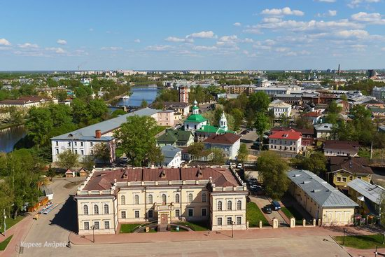 Vologda city in the Russian North, photo 4