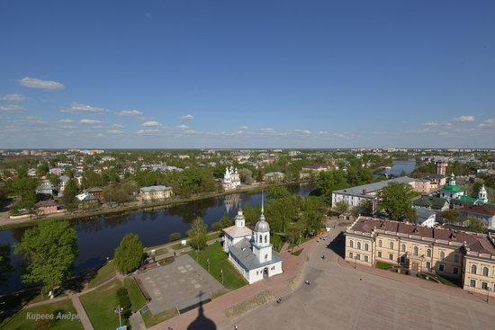Vologda city in the Russian North, photo 7