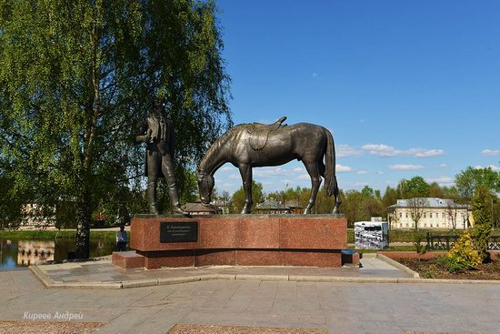 Vologda city in the Russian North, photo 8
