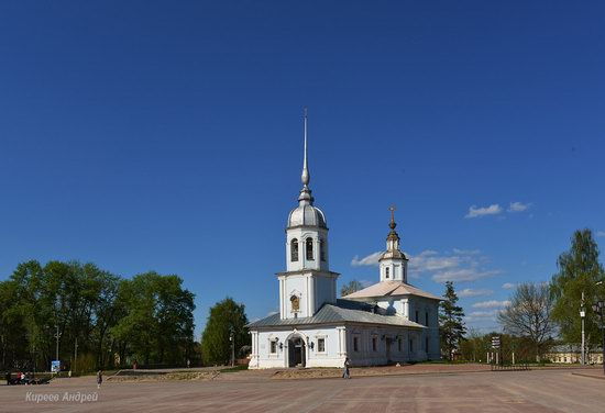 Vologda city in the Russian North, photo 9