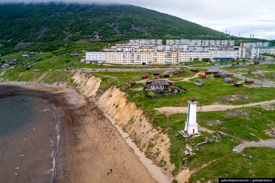 Magadan, Russia - the view from above, photo 16