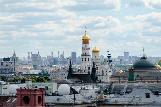Moscow from the Roof of the Central Children's Store, photo 11