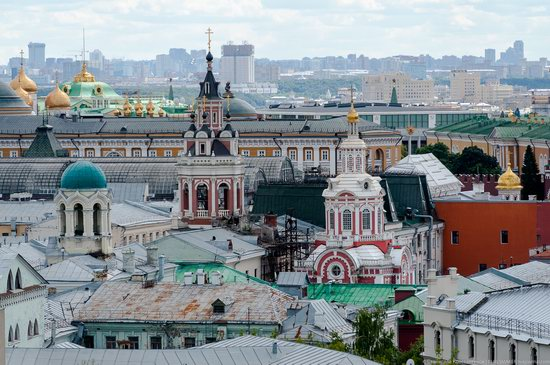 Moscow from the Roof of the Central Children's Store, photo 14