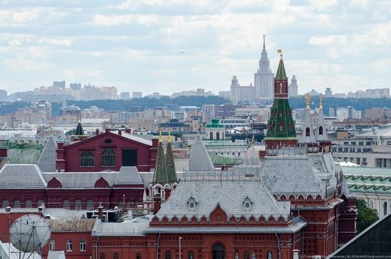 Moscow from the Roof of the Central Children's Store, photo 15