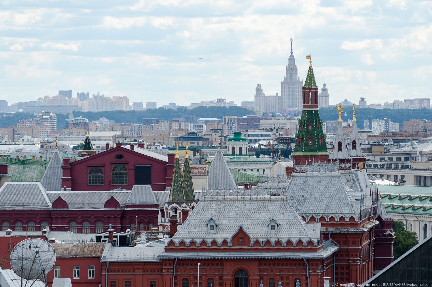What to see children in Moscow