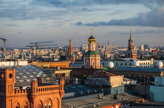 Moscow from the Roof of the Central Children's Store, photo 18