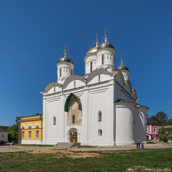 St. Paphnutius of Borovsk Monastery, Russia, photo 19