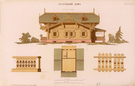 Urban and Rural Buildings of the Russian Empire, picture 11