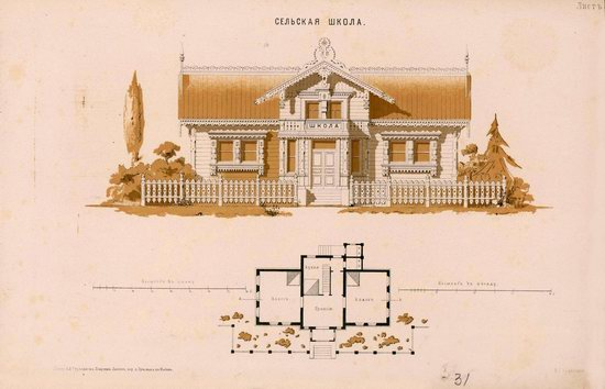 Urban and Rural Buildings of the Russian Empire, picture 14