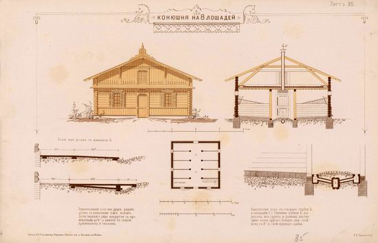 Urban and Rural Buildings of the Russian Empire, picture 16