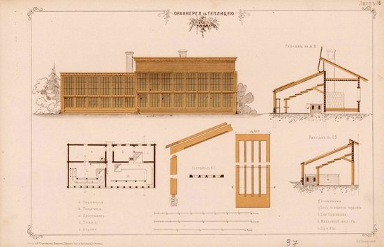 Urban and Rural Buildings of the Russian Empire, picture 18