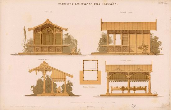 Urban and Rural Buildings of the Russian Empire, picture 19