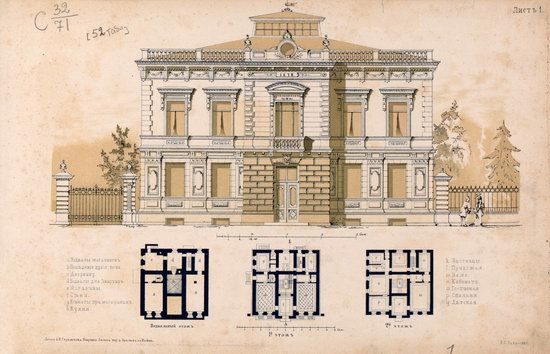 Urban and Rural Buildings of the Russian Empire, picture 2