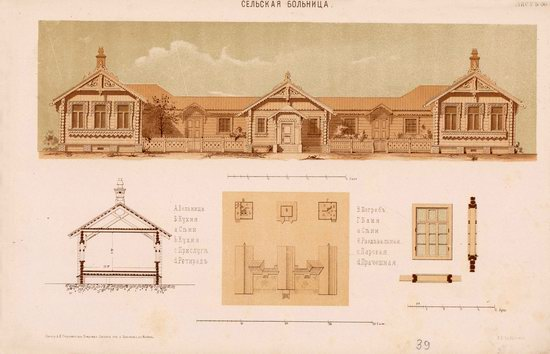 Urban and Rural Buildings of the Russian Empire, picture 20