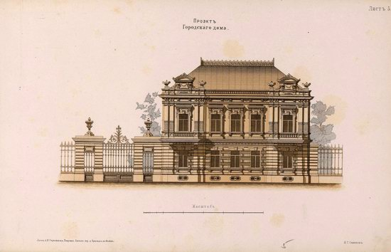 Urban and Rural Buildings of the Russian Empire, picture 3