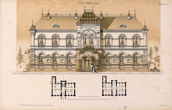 Urban and Rural Buildings of the Russian Empire, picture 4