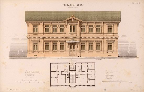 Urban and Rural Buildings of the Russian Empire, picture 5