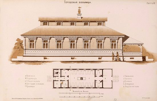 Urban and Rural Buildings of the Russian Empire, picture 6