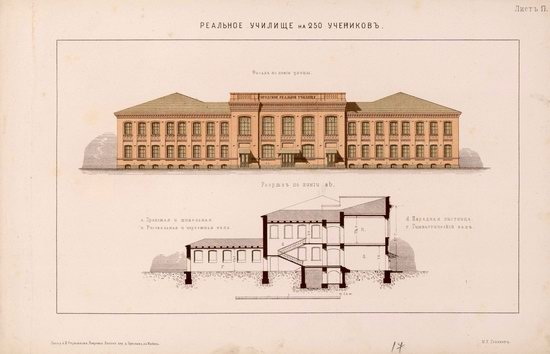 Urban and Rural Buildings of the Russian Empire, picture 8