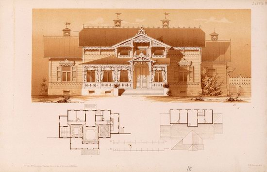Urban and Rural Buildings of the Russian Empire, picture 9