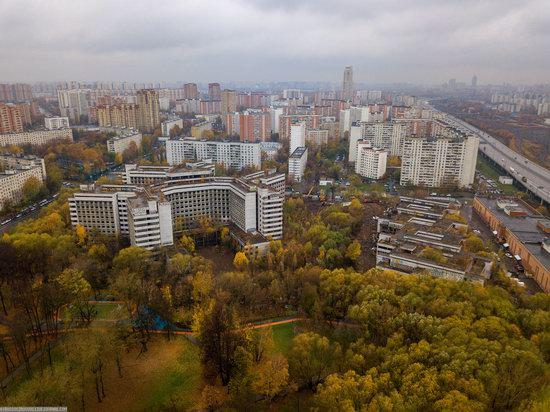 Abandoned Khovrino Hospital, Moscow, Russia, photo 11