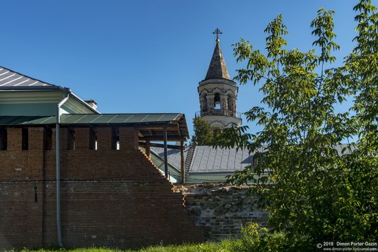 Borisoglebsky Monastery in Torzhok, Tver region, Russia, photo 10