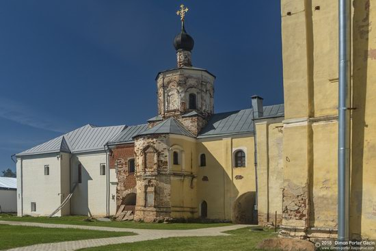Borisoglebsky Monastery in Torzhok, Tver region, Russia, photo 12
