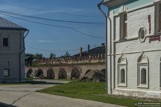 Borisoglebsky Monastery in Torzhok, Tver region, Russia, photo 14