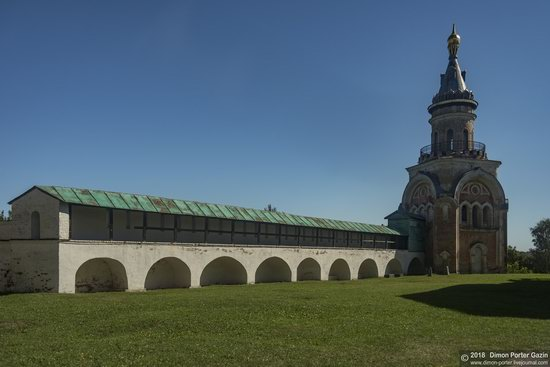 Borisoglebsky Monastery in Torzhok, Tver region, Russia, photo 17