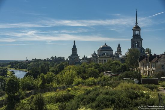 Borisoglebsky Monastery in Torzhok, Tver region, Russia, photo 19