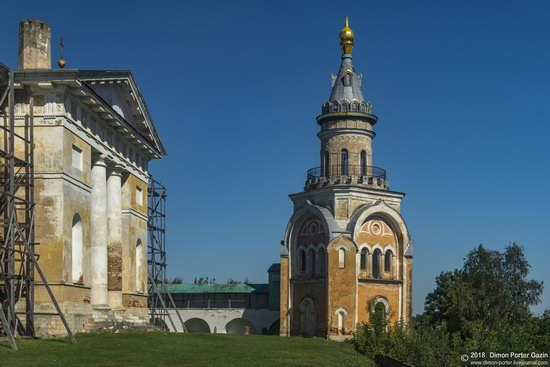 Borisoglebsky Monastery in Torzhok, Tver region, Russia, photo 4