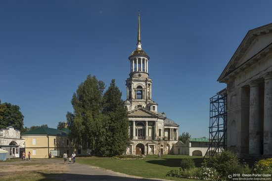 Borisoglebsky Monastery in Torzhok, Tver region, Russia, photo 6